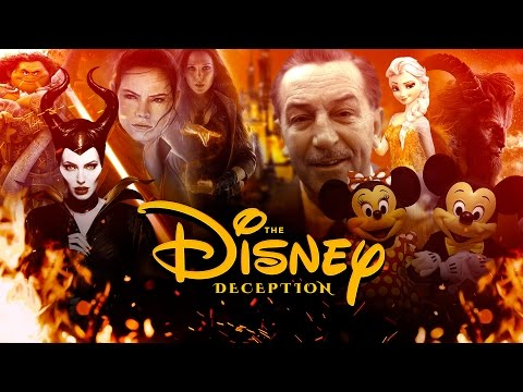 The Disney Deception - Sheila Zilinsky