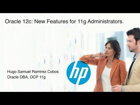 Oracle 12c, Nuevas características para DBAS de 11g