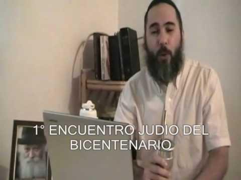 1° ENCUENTRO JUDIO DEL BICENTENARIO