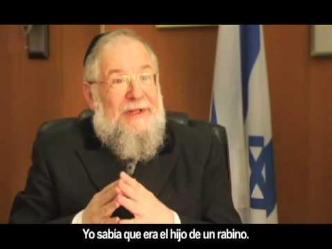 Heroes de Israel - El Rabino Lau