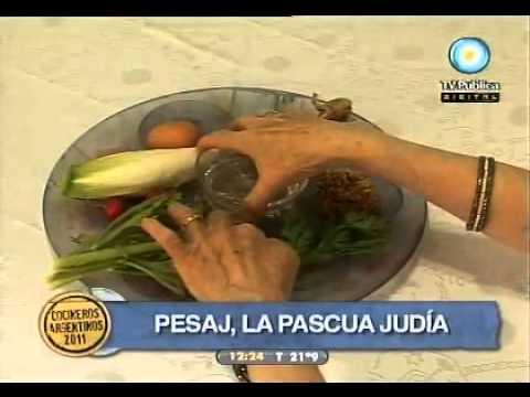 Pesaj, pascuas judías