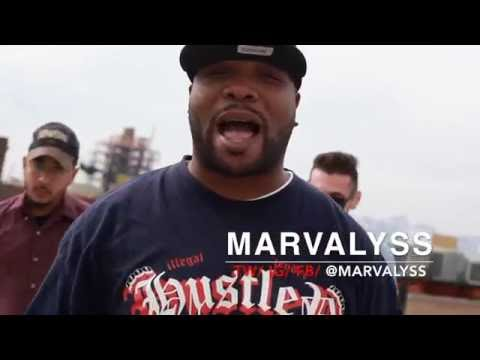 SESSION Cypher: Profit x Marvalyss x Klokwize x King Munch (Rooftop Edition)