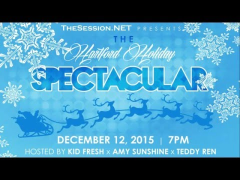 Highlights from The Hartford Holiday Spectacular 12/12