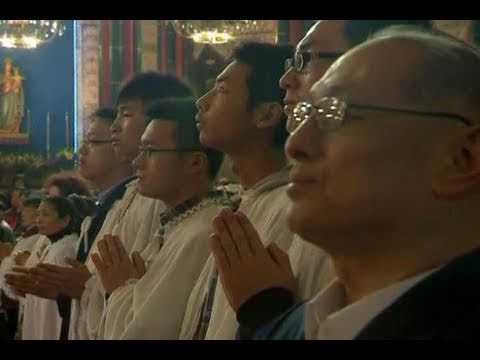 Chinese House Christians Arrested on Easter Holiday