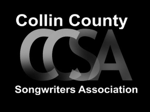 Collin County Songwriters Association Promo