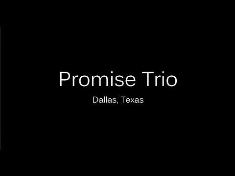 "Promise (Dallas Trio) ""Mini-Rockumentary"""