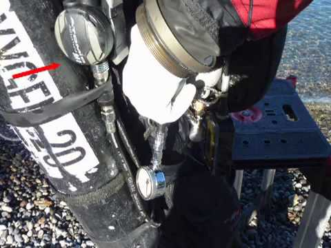 UTD MX Series mCCR Rebreather Configuration Part 2 of 3
