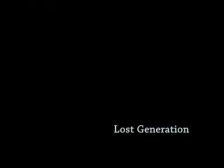 Video - 'Lost Generation'