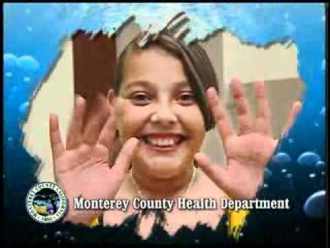 Monterey County Health Department - Washing Hands Saves Lives!