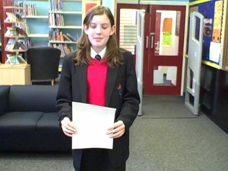 Hannah Werneth Grumpy Teacher poem