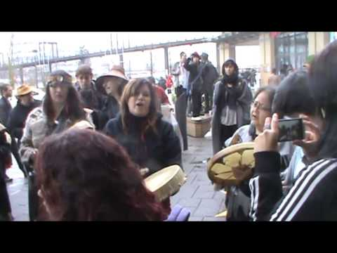 Idle No More Metrotown  Dec 22 2013 pt 1