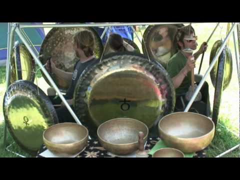 The Conduit May Day Gong Session