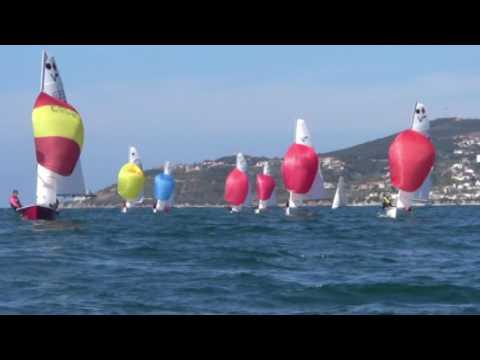 Campeonato Iberico vaurien 2017