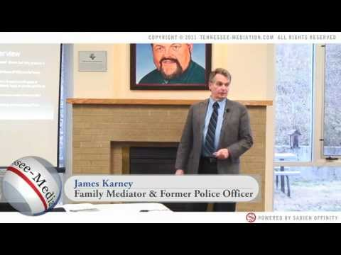 Tennessee Online CLE & CME Preview: James Karney - Domestic Violence & Mediation