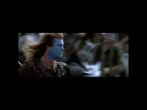 William Wallace Freedom Speech from Braveheart Movie (Mel Gibson)