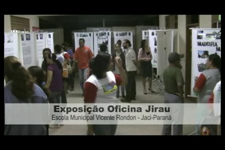 Teaser Exposição Oficina Jirau - Jacy Paraná