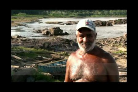 Depoimento do Sr. Anibal Ferreira dos Santos