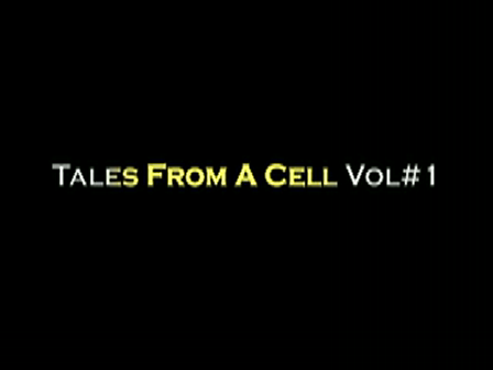 Tales From a Cell Volume #0ne