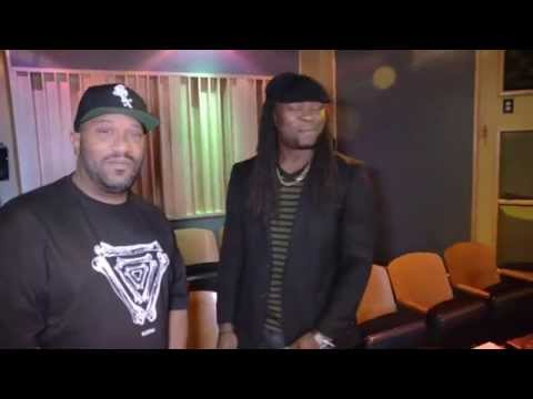 "Bun B co-signs Kayos Keyid in Studio ""Lyricism is back"