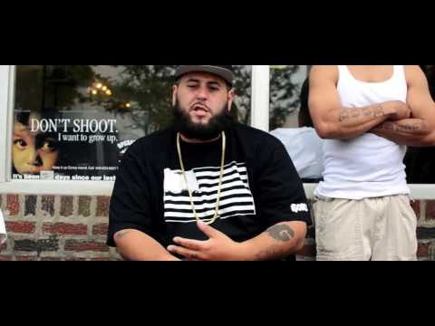 DRO PESCI - FROM DA STREETS feat. RUSTE JUXX & NEMS (OFFICIAL VIDEO)