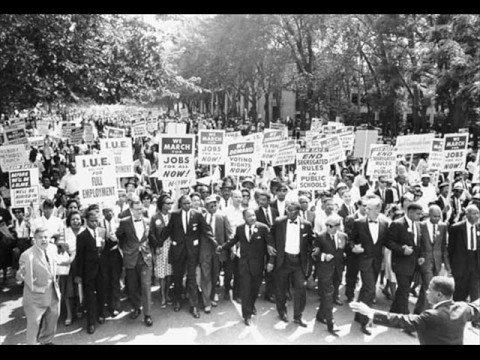 Civil Rights Movement- Voting Rights Act of 1965