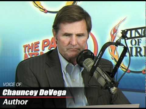 Chauncey deVega talks with Papantonio: Tea Party Racism Reaches Boiling Point