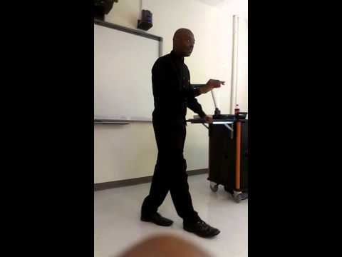 """Truth Has Come To You"" My Lecture at Tennessee State University"