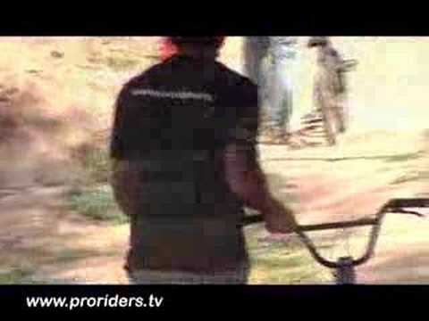 Proriders.tv Tour Stephen Murray's BMX Dirt 2007