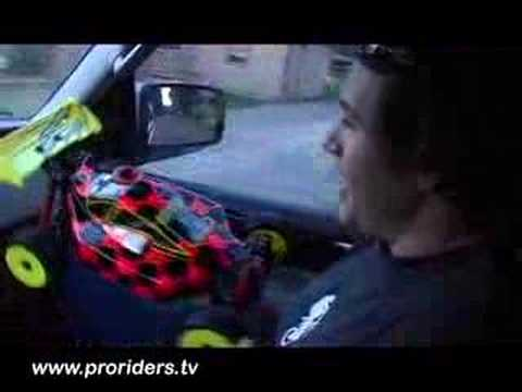 Proriders.tv Tour Tom Stober BMX Vert 2007