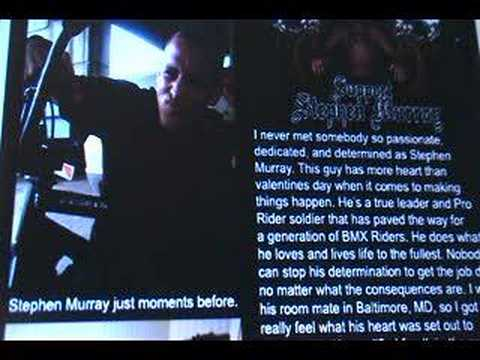 Stephen Murray message  June 22,2007