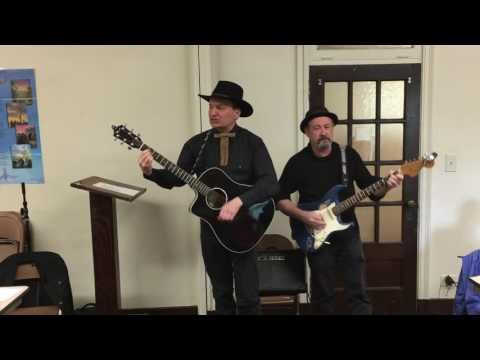 "The Sensational Country Blues Wonders! performing ""Wreck On The Highway"" 5/7/16"