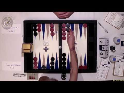 Jakob Garal (UKR)(B) -  Albert Steg [Win] (USA)(R) 05.11.2016