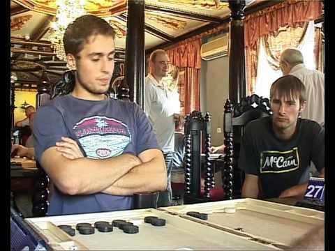 Backgammon Смоленск ОПЕН