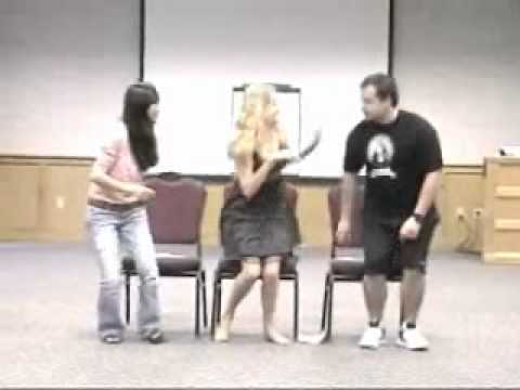 The Seal Wife - Story Theatre.wmv