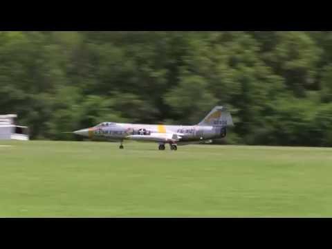 F-104 at Joe Nall