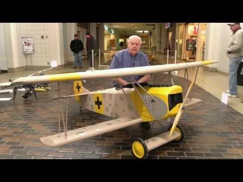 Roger Lang's Fokker D.VII