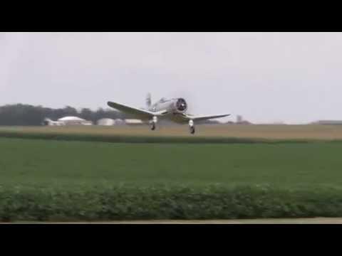 Forrest & Devin Wagner Flying Their Warbirds