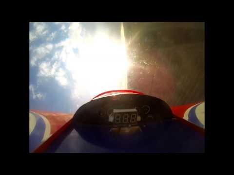 GoPro Hero 3 R/C Phoenix Extra 300 Aerobatic Flight