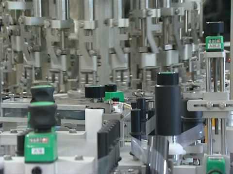 Syringe Manufacturing Line