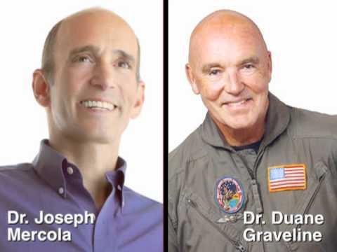 Dr. Mercola Interviews Dr. Duane Graveline Part 1/5