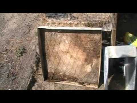 Rabbit raising Part 1  homesteading, survival, survivalist, peak oil, long term food storage