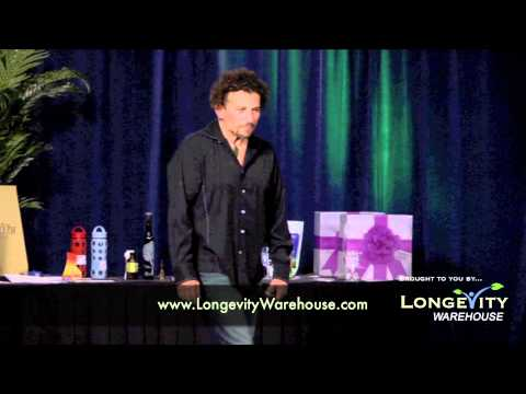 David Wolfe on The #1 Cancer-Fighting Herb - PART TWO