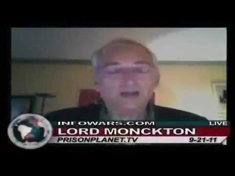 Al Gore's Climate Fraud Map!: Lord Monckton Report 1/2