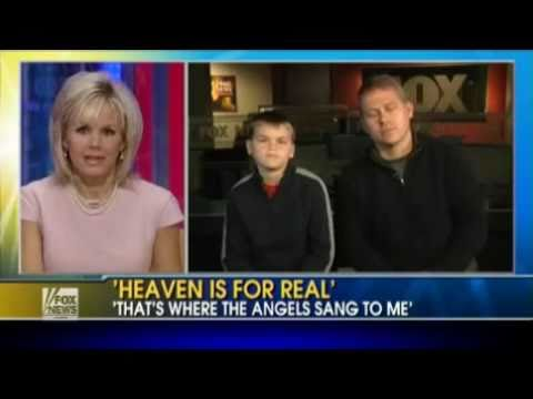 Fox News: 'Heaven Is For Real'