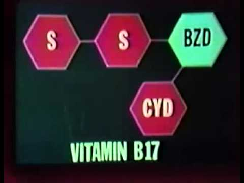 World Without Cancer - The Story Of Vitamin B17 - G. Edward Griffin