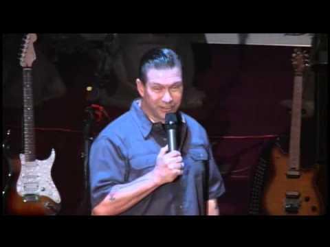 Stephen Baldwin preaching at Man Alive 2013