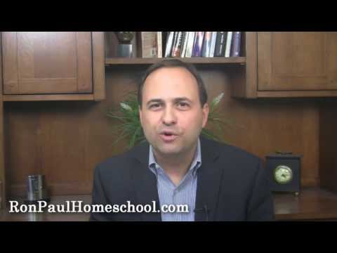 Why the Ron Paul Homeschool Curriculum? Here's Why