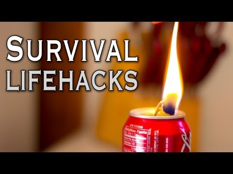 7 Survival Life Hacks that could save your life.
