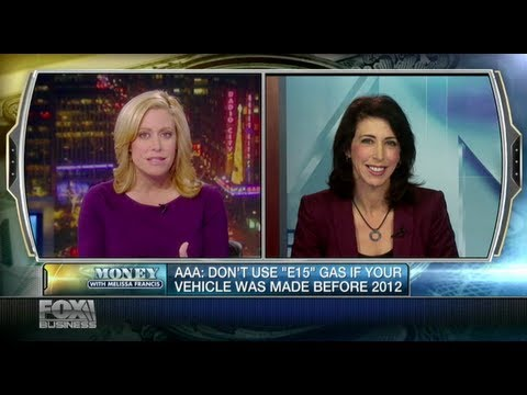 Warning Not to Use E15 Gas in Your Car: FOX Business