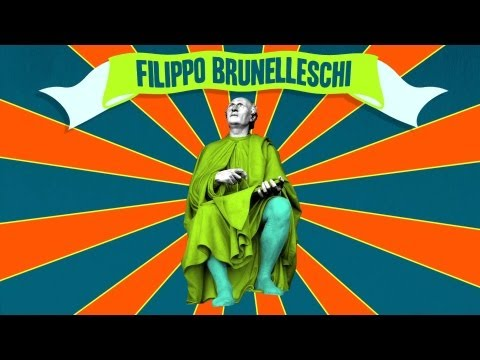 Filippo Brunelleschi: Great Minds